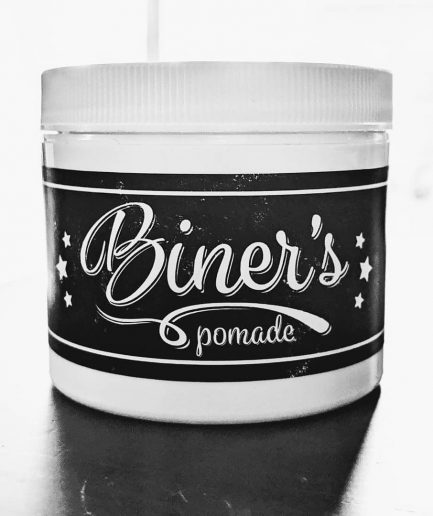 Pot of Biner's pomade ointment Quebec product
